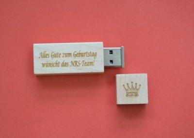 Gravierte USB Speichersticks