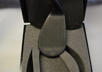 Golfschläger-Gravur