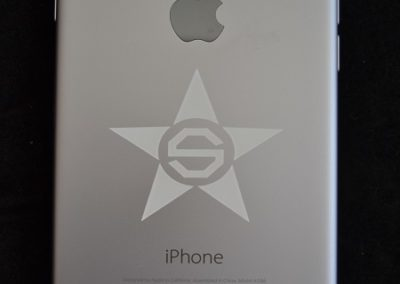 Individuelle-iPhone-Gravur