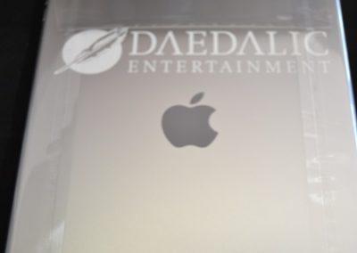 Lasergravur iPod