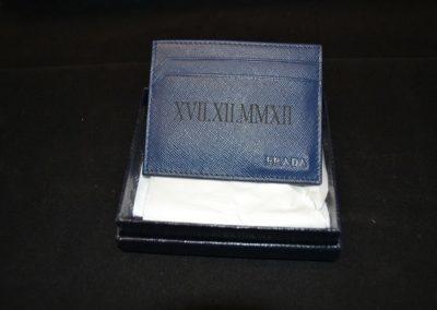 Leder-Brieftasche-gravur