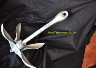Metall-Gravieren-Lassen