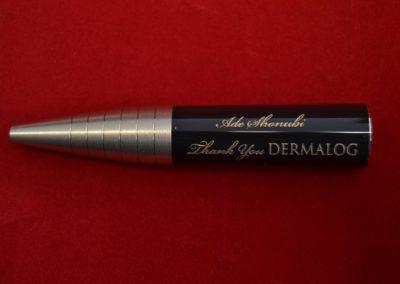 Montblanc Kugelschreibers Gravur