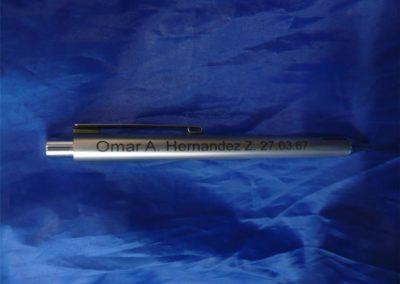 Kugelschreiber mit Ihrem Firmenlogo graviert