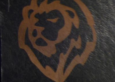 flotten Sprüchen oder Deinem eigenen Logo