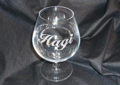 Glasgravur, immer ein originelles Geschenk!
