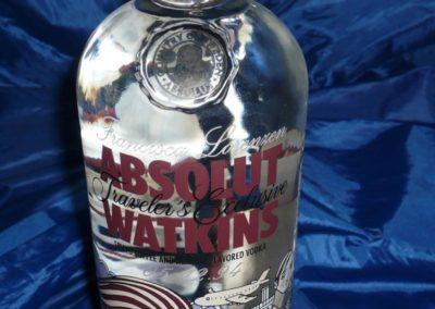 Flaschen Dekoration, Kein Problem