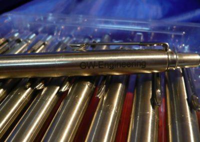Parker Kugelschreiber mit Gravur nach Wunsch