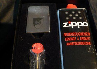 Zippo Mit Wunschgravur