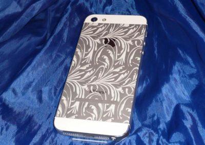 iPhone 5 gravieren
