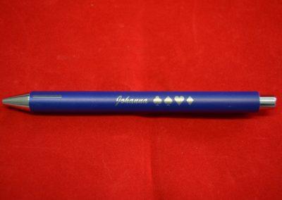 Personalisierte Gravur-Kugelschreiber