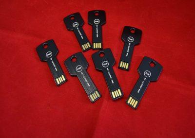 Werbemittel USB Stick gravieren lassen