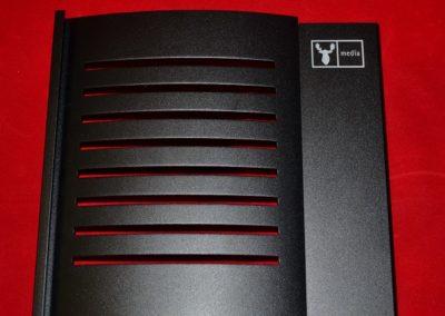 computer-gehäuse-Gravur