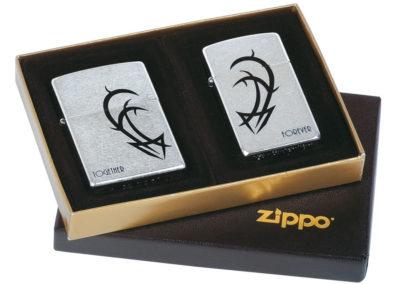 Zippo Feuerzeug mit individueller Gravur