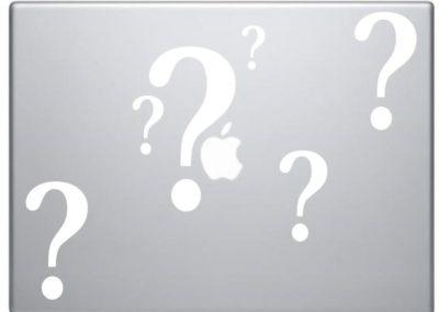 MacBook Gravur mit coolen Motiven