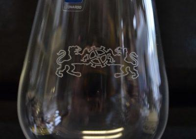 Gläser mit persünlicher Gravur
