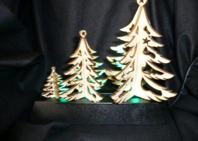 Laserschneiden und Sonderanfertigungen aus Holz