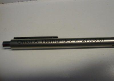 Kugelschreiber und Tintenroller mit Wunsch-Gravur