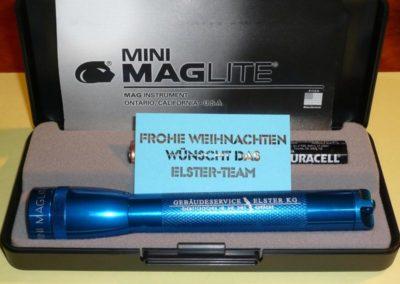 Papier laserschneiden, Taschenlampen mit laser beschriftet