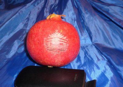 Ihre Werbung auf Granatapfel