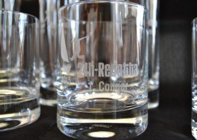 Whiskyglas-gravieren