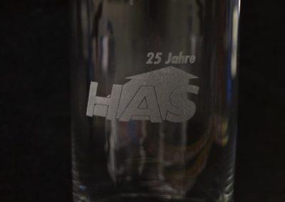 glas lasergravur in Hamburg